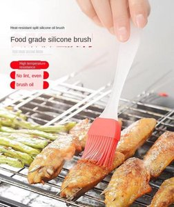 3 Pcs Silicone Pastry Brush Heat Resistant Basting Brushes Spread Oil Butter Sauce Marinades BBQ Grill Barbecue Baking Kitchen