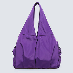 Bolsos de las mujeres famosas de la marca 2018 de nylon Bolsos de las mujeres 6 colores Bolsas de hombro bolsa de viaje impermeable Alta capacidad Y190619