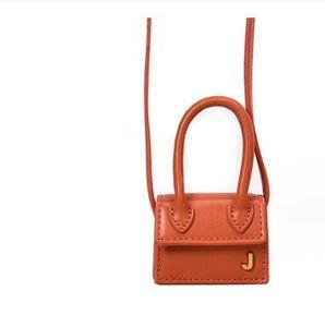 Designer-Frauen-Beutel 2019 neue Art-kleine Tasche Texture Mode einzelne Schulter-Beutel Mini Slant Einzelstück