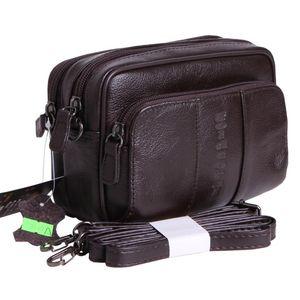 erkekler, mini omuz çantaları erkek bel paketi sığır derisi çanta için% 100 garanti hakiki deri küçük haberci çanta