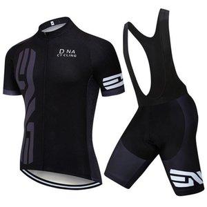 2020 Pro Uci équipe Hommes Dna Maillot cyclisme Set Mtb vêtements de vélo été rapide Route sèche Maillot vélo à vélo sport Ropa Ciclismo Y022
