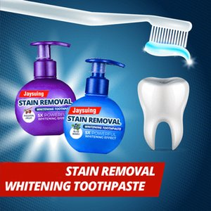 teeth whitening Baking Soda Press Toothpaste Stain Removal Whitening Toothpaste Fight Bleeding Gums Toothpaste blueberry fruit