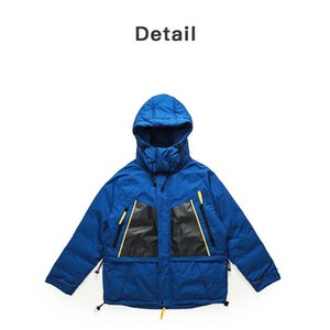 Mens Designer Down Coat Luxuy Letter Mens Outdoor Thick Jackets Fashion Active Womens Winter Hooded Clothes with Pockets Hot Sell 2019