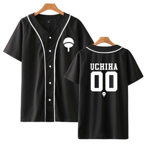 Naruto Boruto Baseball T-Shirt Männer / Frauen / Kinder Itachi Uchiha uzumaki sasuke kakashi gaara japan lustiges T-Shirt lässig anime T-Shirt MX200509