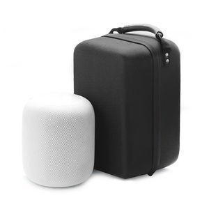 2019 neueste intelligente bluetooth lautsprecher tasche bluetooth mini lautsprecher schutzhülle tragbaren koffer für homepod lautsprecher