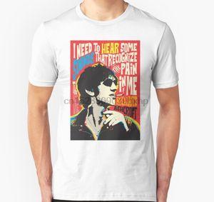 Männer T-Shirt Richard Ashcroft Pop-Art-Zitat Unisex-T-Shirt Frauen-T-Shirt T-Shirt oben