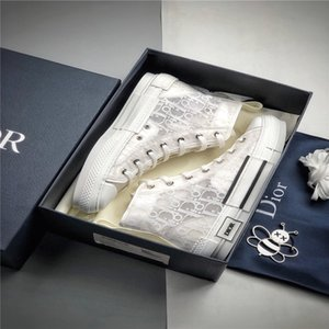 2020 üst kaliteli 19SS çiçek teknik tuval B2 Qiu B24 eğik erkekler marka yüksek top spor ayakkabı B2 marka ayakkabı tasarımcısı bayanlar