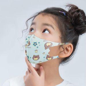 çocuk maskesi bebek maske tasarımcı yüz örtüsü, hayvan deseni yıkanabilir koruyucu reuseable öğrenci okul yaz tatili aslan bitkiler Küçük olmak
