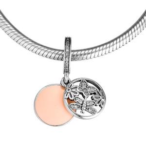 Charms CKK Fit Pandora Pulseiras da primavera 925 originais charme esterlina Beads para fazer jóias Bead
