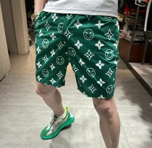 2020 shorts men's popular logo baggy beach pants summer fashion designer five minute pants breathable quick dry designer pants
