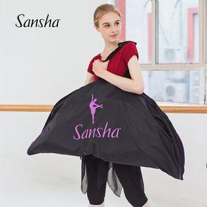 Sansha Profissional Ballet dança Tutu Bag For Girls Em Preto Diâmetro 94 centímetros Ou 104 centímetros SBAG07-06