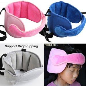 MissAbigale Baby Kids Adjustable Head Holder Car Seat Support Sleep Nap Aid Kid Head Protector Belt Handban for Dropshipper CX2006012