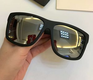Mens 1124s Polarized Sunglasses 1124 Matte Black Grey Sonnenbrille Square Sunglasses Eyewear Outdoor Summer new with box