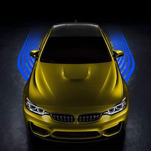 Angel-Flügel Willkommens-Ermigen Warnung Blinker Laufen Vordere Nebel-Dekor Laserprojektor Lichter für Universal Auto Außenansicht