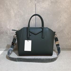 Sıcak Antigona kadınlar, mini çantası tek omuz çantaları gerçek deri çanta çanta moda crossbody çanta iş Messenger çanta çanta