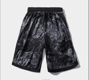 058 New Mens Designer Shorts High Quality Sports Gym Wear Short Pants Workout Mens Pants Beach Shorts M-2XL A33