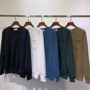 2020 Novo # 8135 Hip-hop Hoodie brilho selvagem pulôver Tendência Casal Womens Lazer camisola de impressão com o Pocket S-XXL
