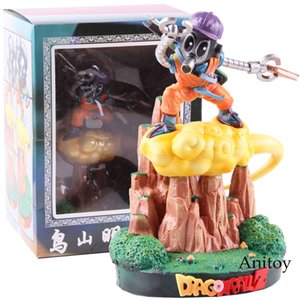 Dragon Ball Z Akira Toriyama Figure Statue PVC Anime Action Figures Collectible Model Toy