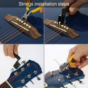 Техническое обслуживание Инструмент гитара Ремонт инструментов для очистки Технология Набор инструментов для бас-гитары гитарные Ремонт инструмента Комплект аксессуаров