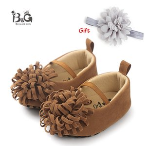 B&G Girl Princess Shoes Soff Breathable Kids Shoes Anti-slipbaby First Walkers Baby Girl Walking