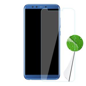 HD фильм мобильный телефон защитная пленка царапины HD для Huawei Honor 9 Lite