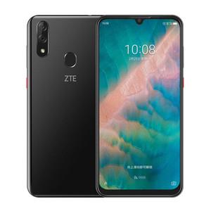 "Original ZTE Blade V10 4G LTE Handy 4 GB RAM 64 GB 128 GB ROM Helio P70 Octa Core Android 6.3 ""32MP Fingerprint ID OTA Smart Handy"