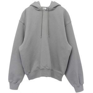 Mens cappuccio High Street Style Fashion Casual Long Sleeve Hoodie del panno morbido Moda Solid Felpa Asiatica Misura M-XL
