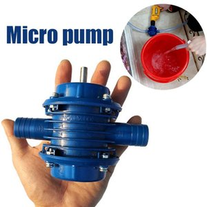Ultra Convenient Practical Micro Water Pump Hand Drill Pump Self Priming Pump For Home Household Garden