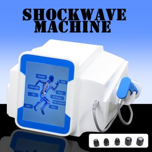 2019 Neue Extrakorporale Stosswellentherapie Maschine Acoustic Wave Shockwave Schmerzlinderung Arthritis Shock Wave Technology Equipment
