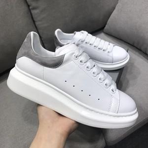 Blanc Casual Chaussures À Lacets Designer Chaussures Jolie Fille Femmes Baskets Chaussures En Cuir Casual Hommes Femmes Baskets Extrêmement Durable Stabilité