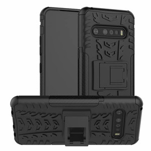 En option pour Sony Xperia 1 II Case support robuste Combo hybride Armure d'impact Support Holster Housse de protection pour Sony Xperia 1 II