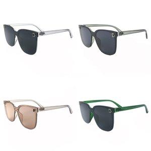 3548 Óculos Anti Ultravioleta Sunglasses Hexagon Sunglasses Retro Film cor lisa polarizada Espelho UV400 Baseball designer óculos # 203