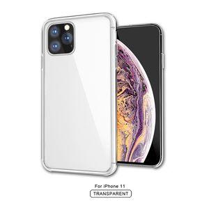 Официальный стиль прозрачный чехол для телефона для iPhone XI HD прозрачный противоударный чехол для iPhone XIR XIS MAX 11 2019 чехол