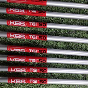 KBS TGI 50 60 70 80 95 Eisen Graphitwelle 10pcs Golf Graphitschaft freies Verschiffen
