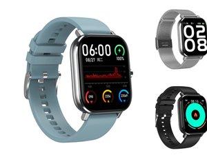 Qs05 Pulseira DT-35 relógio inteligente com sangue oxigênio Blood Pressure Monitor de freqüência cardíaca Sports Activity Rastreador de Fitness DT-35 Smartwatch # QA529
