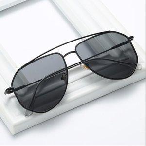 Marka Tasarımcı kaliteli haber Erkek Moda Retro Güneş hava Sho polarize sürüş açık Gözlük kaliteli uçan Sunglasses