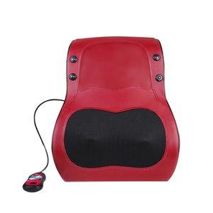 Multifunzionale Vita Massaggiatore Torna Fisioterapia strumento lombare della colonna vertebrale Strumento corpo intero impastamento auto Massaggi Cuscino