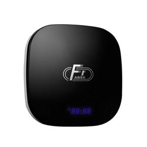 A95X F1 Android 8.1 Amlogic S905W TV kutusu 1GB8GB 2GB16GB Quad Core Suppot 4 K 2.4 GHz WiFi vs TX3 X96 mini
