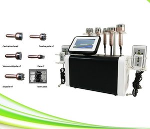 6 in 1 ionic detox spa ultraschall kavitation fettreduktion kavitation abnehmen kavitation rf vakuummaschine
