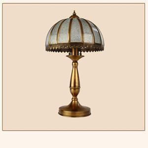 테이블 램프 LED Bedlamp 베드룸 거실 데스크 램프 침대 옆 램프 음영 테이블 라이트 나이트 읽기 홈