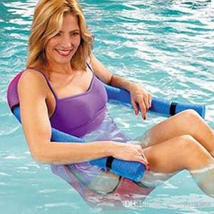 Cadeira flutuante 6.5x150cm assento da piscina Flutuante brinquedo de natação cama cadeira cadeira equipada com suprimentos de água