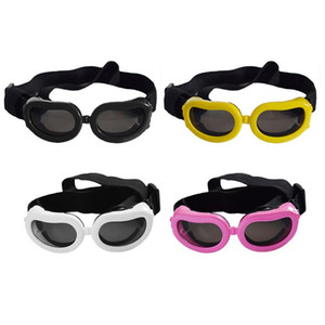 Vendita calda Divertente Eye-usura Cat occhiali raffreddare Occhiali da sole Eye-protezione contro l'usura Dog Goggles Occhiali Pet Grooming accessori Forniture