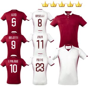 Men +kids 2019 2020 Torino FC Soccer Jersey zaza maglia da calcio 19 20 Turin BELOTTI IZZO FALQUE home away Camisetas Maillot football shirt