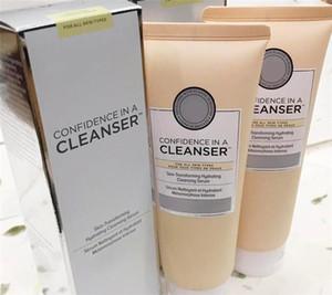 Cosmetics Bye bye Confiance dans un démaquillant 148ml Le Sérum Nettoyant Hydratant Transformant pour la Peau une peau parfaite commence par la confiance