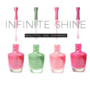 15ml sonsuz shine2 toptan orijinal otantik toksik olmayan renk lehçe kalıcı haftalık oje lake / laque15ml / 0.5fl.oz