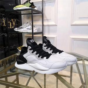 erkek koşu ayakkabıları 2019 moda Spor makosenler kadın erkek hakiki deri Sneakers Y3 yeni varış eğitmenler Y3 ikincisi