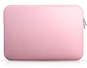 Taşıma Çantası Moda Laptop Kol Çantası 11/12/13/14/15 inç Dayanıklı Neopren Laptop Çanta Notebook Bilgisayar Cep Kılıf Tablet Çanta