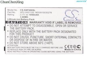 بطارية كاميرون سينو 1050mAh WD0910030278 ، XP2-0001100 لأجهزة Socketmobile Sonim XP2 ، XP2