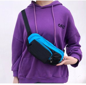New Mens Waist Bag Fanny Pack With Letter Printed New Fashion Fannypack For Women Bumbag New Trend Outdoor Hot Sale B104428X