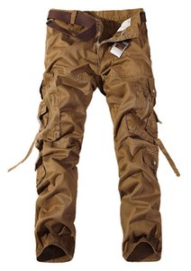Pantalon Worker DE NOËL NOUVEAU CASUAL MILITAIRE ARMEE MENS CARGO DE TRAVAIL CAMO PANTS COMBAT 11 COULEURS Pantalons TAILLE 28-38
